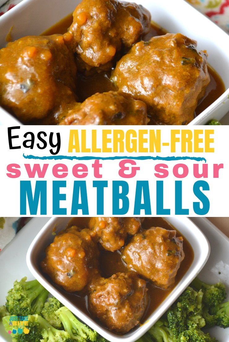 Easy Allergen-Free Sweet and Sour Meatballs | GAPS, Grain-free