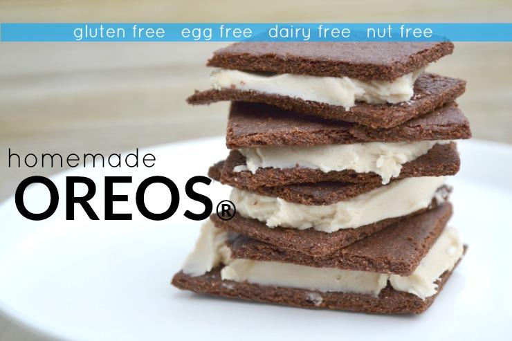Homemade gluten free oreos | Just Take A Bite