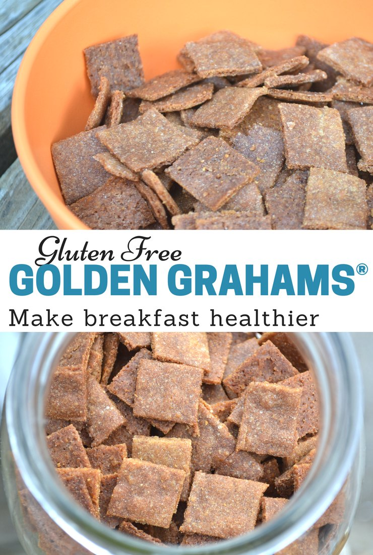 No need to forgo your favorite cereal to eat healthier. Gluten free Golden Grahams® is easy to make, allergen friendly and contains quality ingredients.