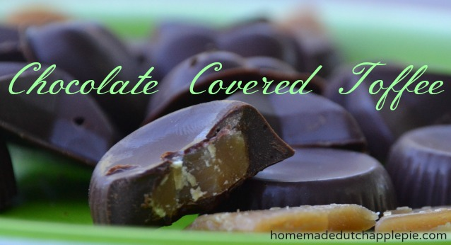 chocolate covered toffee 2
