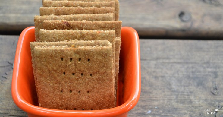 Pumpkin spice graham crackers are easy to make, allergen friendly and capture the warm flavors of pumpkin pie. They make a perfect after school snack or lunch box addition.