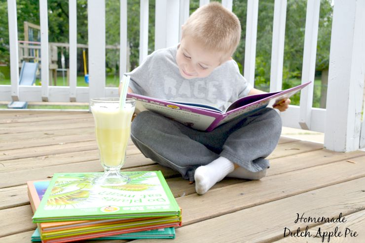 Brain Booster Milkshake - Nutrient-dense drink kids love!