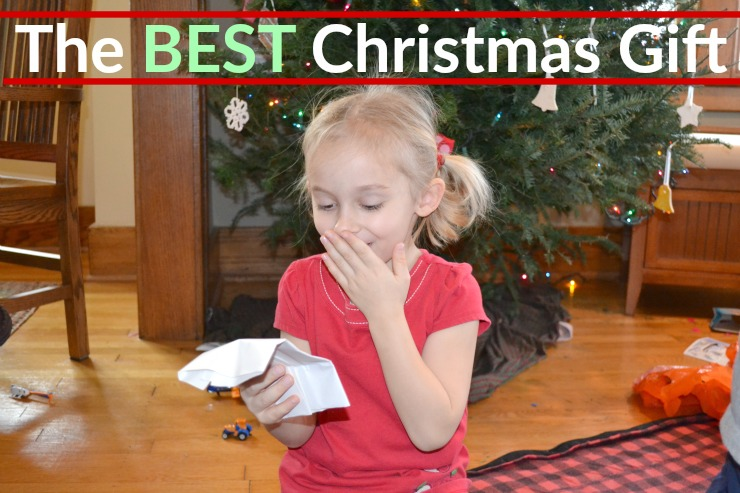 The Best Christmas Gift | Just Take A Bite