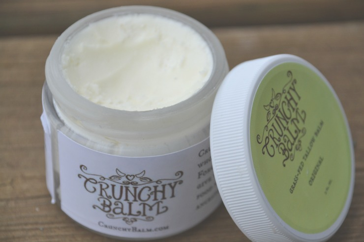 Crunchy Balm Review and Giveaway | Just Take A Bite