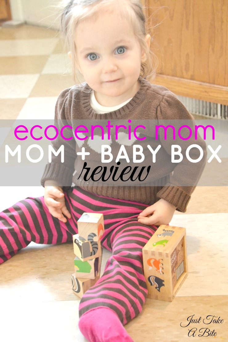 Ecocentric Mom Mom And Baby Box Review | Just Take A Bite