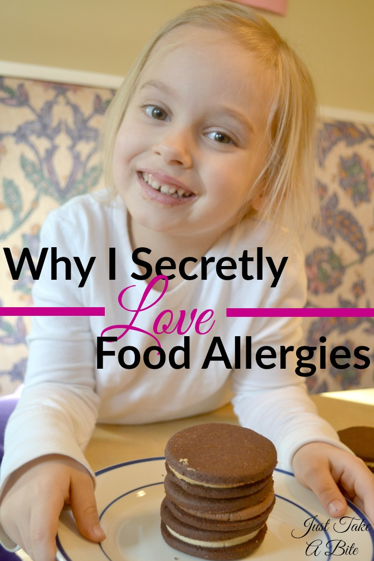 Why I Secretly Love Our Food Allergies | Just Take A Bite