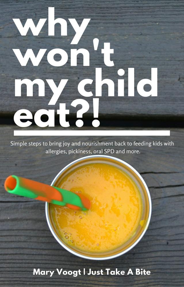 Why Won't My Child Eat?!