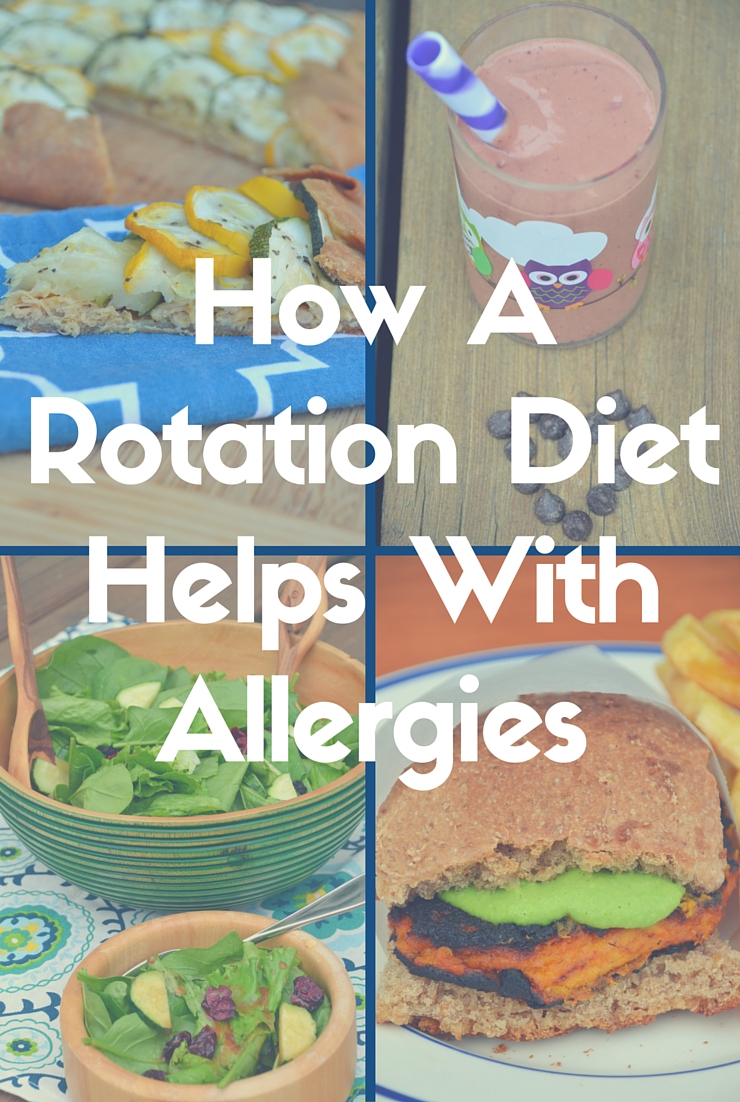 How A Rotation Diet Helps With Allergies | Just Take A Bite