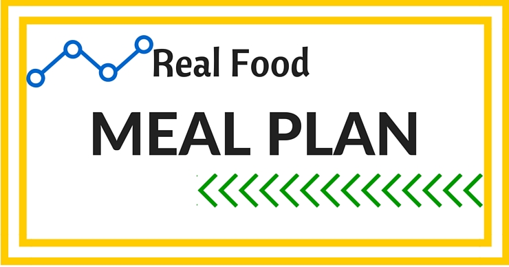 See what's cooking on this week's real food meal plan from Just Take A Bite