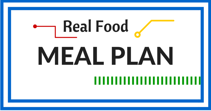 This week's real food meal plan and agenda focus on kicking off summer break, having fun and getting the kids in the kitchen!