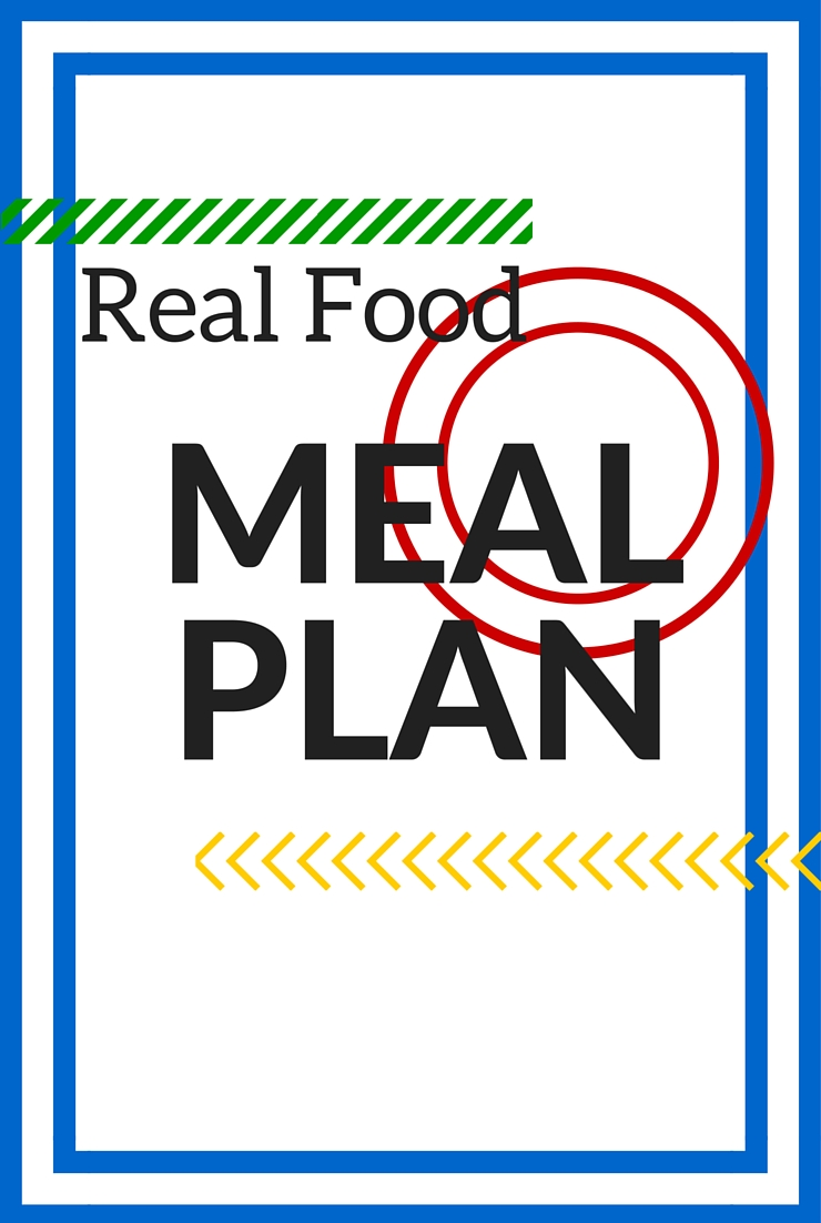 This week's real food meal plan and agenda is all about birthday party preparations. Time to start baking!