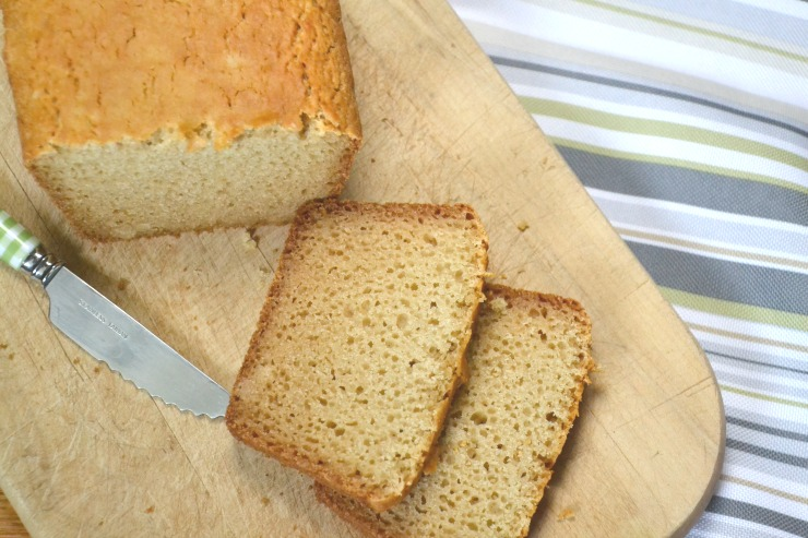 This easy allergen free bread is great for sandwiches or toast. Let the kids help make it!