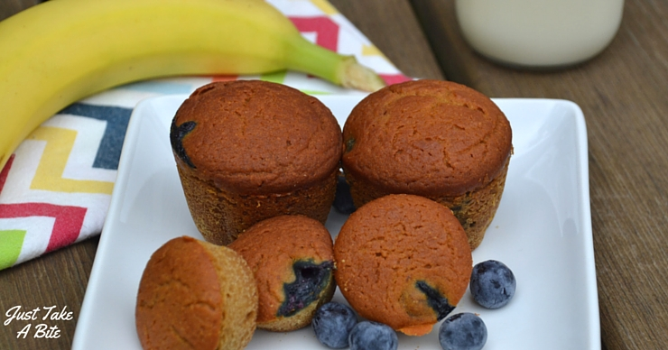 These Allergy Friendly Blueberry Muffins are free of gluten, dairy, eggs, nuts, corn, rice, coconut and soy. They are safe for just about anyone! But that doesn't mean they lack in flavor. Moist, slightly sweet and perfect for breakfast or a snack.