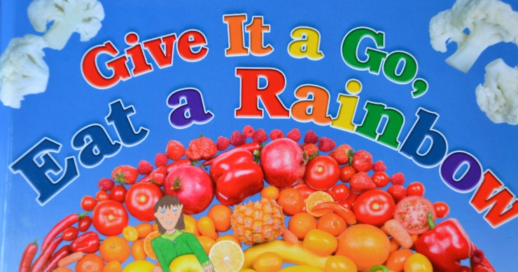 Want your kids to eat a rainbow of fruits and vegetables? Don't just tell them real food is healthy. Instead teach your kids about nutrition!