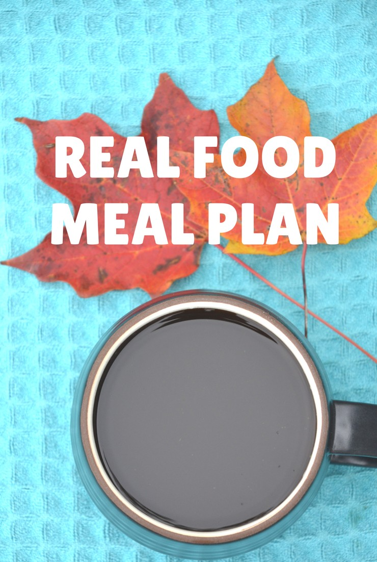 Start your week out right by planning your meals...or let me do it for you! Real food meal plans even for those with allergies.