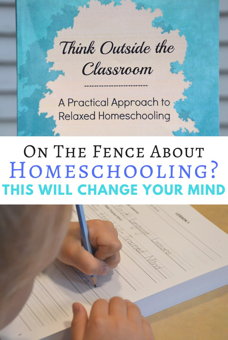 As God called our family to homeschooling my husband and I both had preconceived ideas and fears. But as the journey started this one thing helped turn it around.