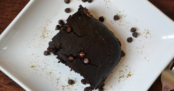 Do you ever mix savory and sweet? This dark chocolate spice cake combines dark cocoa with cumin and cinnamon for a unique yet satisfying flavor.