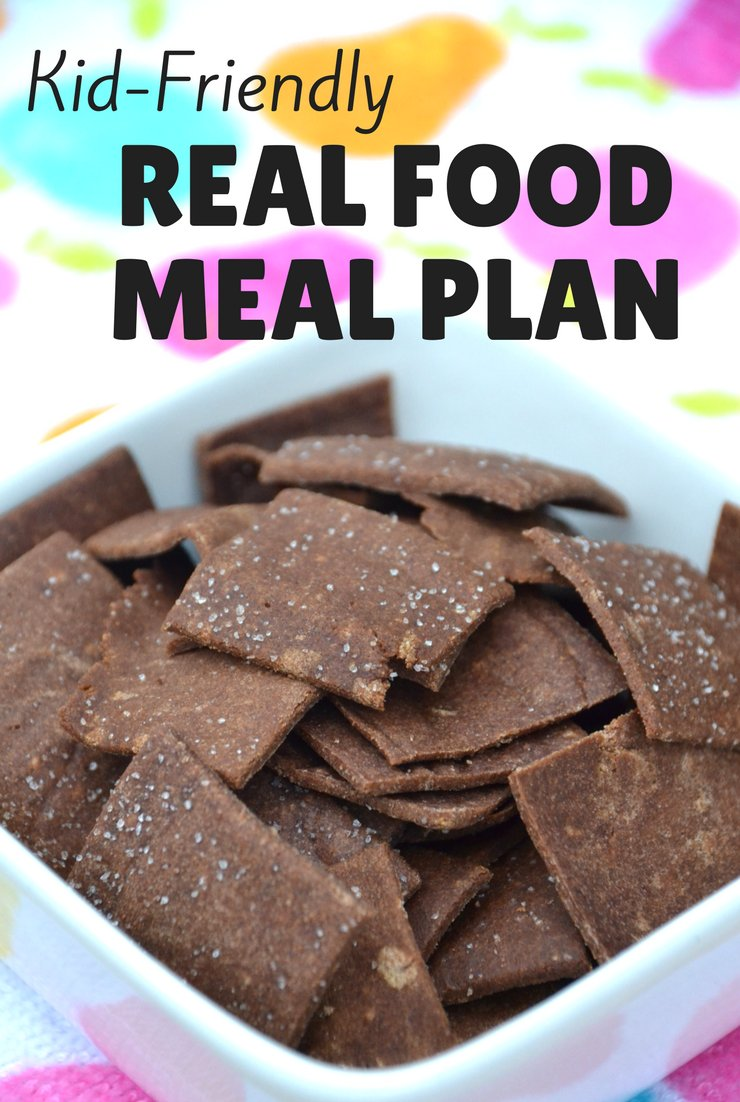 This week's kid-friendly real food meal plan and agenda focus on getting over sickness (again!) and continuing to restock our homemade pantry staples. And of course we'll celebrate Valentine's Day! It's a great excuse to show love.