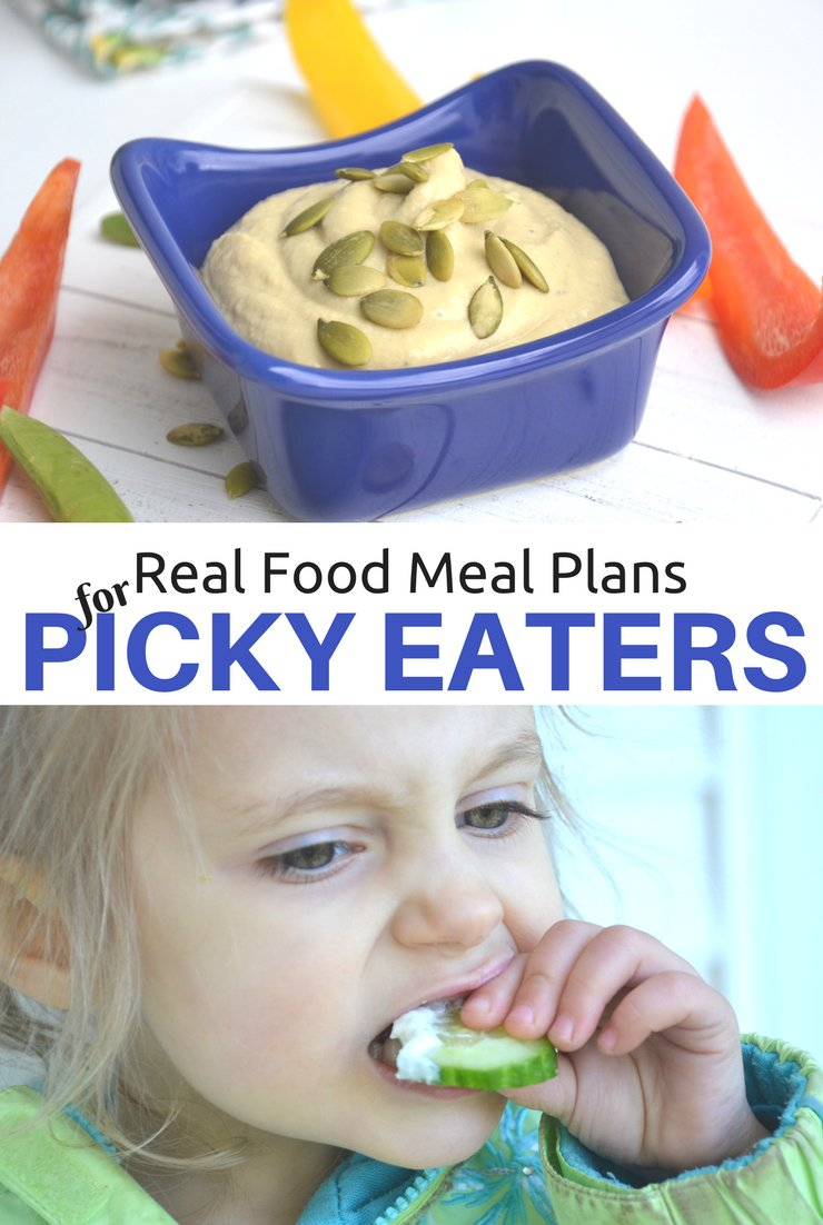 This week's real food meal plan for picky eaters includes grilled cheese, meatballs and waffles. Plus another special birthday celebration. We'll soon have a six-year old in the house!