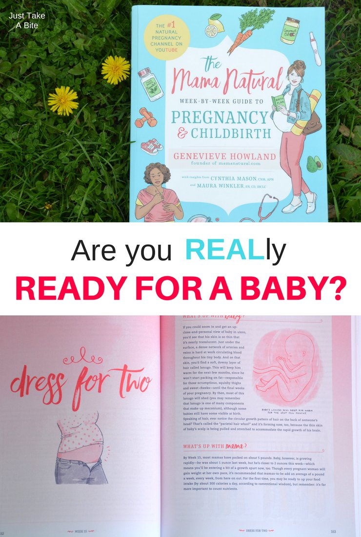 Pregnancy is exciting and scary at the same time. There is so much to do, and there are so many decisions to make. So, are you REALly ready for a baby?
