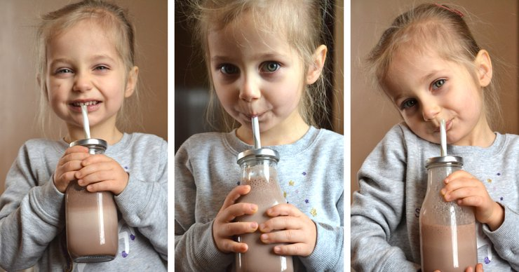 Need a delicious drink that is also nourishing and loaded with extra protein? This protein-rich salted chocolate milk is perfect for kids and adults!