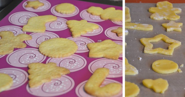 Gluten free sugar cookies are fun to cut and decorate any time of year. These hold up well and are so simple to make!