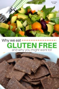 Have you ever wondered why so many people are eating gluten free these days? I may not have all the answers, but I can share why we do!