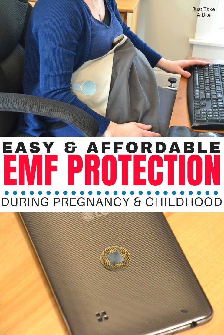 EMFs are all around us, yet we don't know their full impact. I'm sharing my EMF protection tips for pregnancy and as kids grow. A few simple changes could have a big impact!