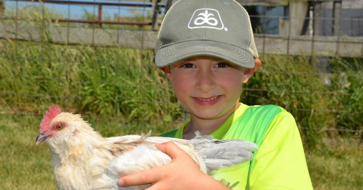 Can raising animals help picky eaters? You bet it can! By teaching the new generation about where their food comes from we will raise adventurous eaters and healthy individuals.