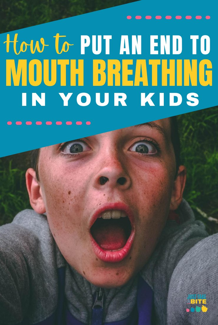 How do I stop mouth breathing in my kids? We are putting an end to mouth breathing through natural treatments and palette expansion. #mouthbreathing #oralspd #kidshealth