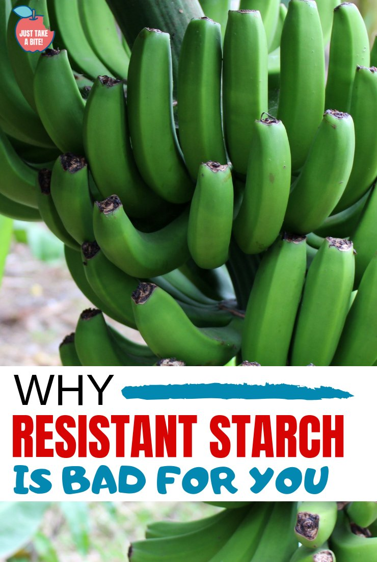Ever struggle with gas, bloating or any other digestive upset? Ever been told to just eat more fiber only to feel worse? It may not be the fiber that's the problem. It could be that resistant starch is hurting you.