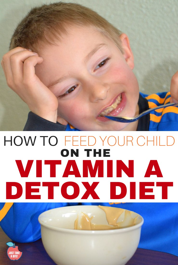 Are you ready to overcome Vitamin A Toxicity and get your child back to full health? I've got all of the details of the Vitamin A Detox Diet to get your started.