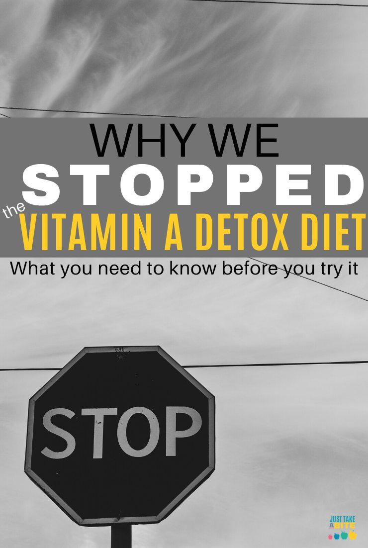 Why we stopped the VAD Diet