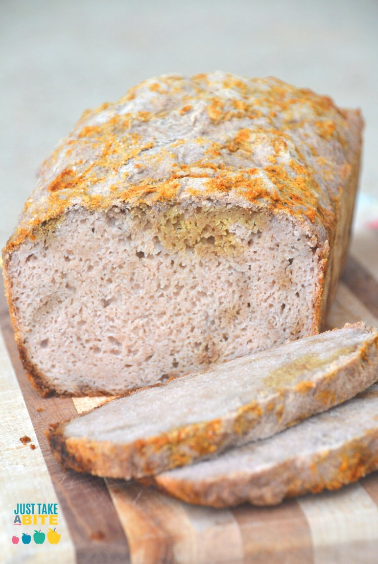 Easy Gluten-Free Sourdough Bread | Allergen-Free and Kid-Friendly!