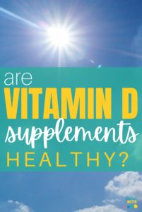 Wondering if you are Vitamin D deficient? Most people think they are these days. But before you start taking supplements consider the potential risks. Is Vitamin D supplementation really good for you? #vitamind #supplements #naturalhealth
