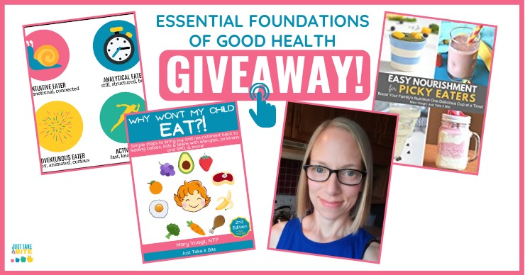 Foundations of good health giveaway!
