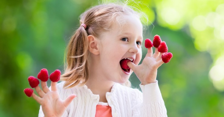 Eating Style - Learn your child's food language!